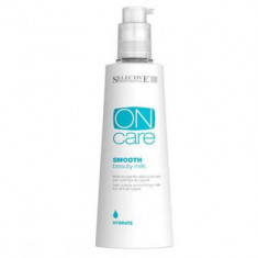 Молочко для разглаживания кутикулы всех типов волос SELECTIVE Professional Hydrate Smooth beauty milk 250 мл