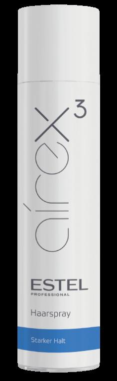 ESTEL PROFESSIONAL Лак сильной фиксации для волос / Airex 100 мл