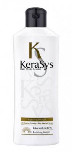 Шампунь укрепляющий для тонких и ослабленных волос KeraSys 180 мл