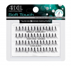 ARDELL Пучки ресниц безузелковые длинные ультра-легкие / Soft Touch
