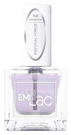E.MI Лак лечебный для ногтей / Nail Strengthener Natural Force 15 мл