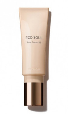BB-крем THE SAEM Eco Soul Real Serum BB 21 Light Beige