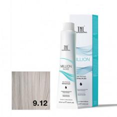 TNL, Крем-краска для волос Million Gloss 9.12 TNL Professional