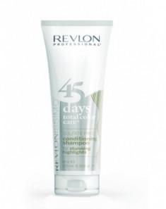 Шампунь-кондиционер для мелированных волос Revlon Professional RCC Shampoo&Conditioner Highlights 275 мл