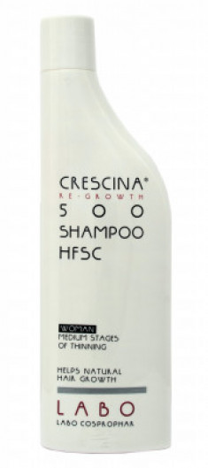Шампунь для стимуляции роста волос для женщин Crescina 500 150 мл