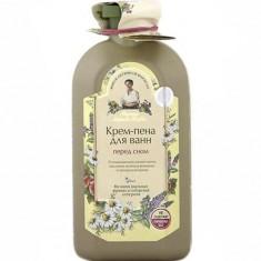 Пена для ванны РЕЦЕПТЫ БАБУШКИ АГАФЬИ Рецепты Бабушки Агафьи