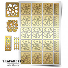 Trafaretto, Трафареты «Мозаика»