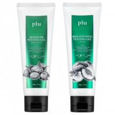гоммаж для лица plu peeling gel