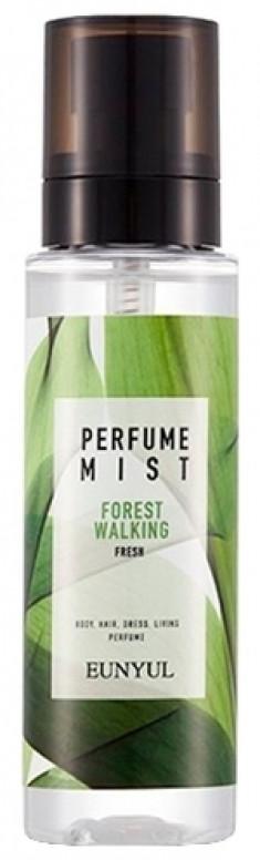 EUNYUL Спрей парфюмированный для тела и волос / Forest Walking 120 мл