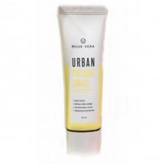 гель для лица солнцезащитный deoproce musevera urban polluout sun gel spf50+ pa+++