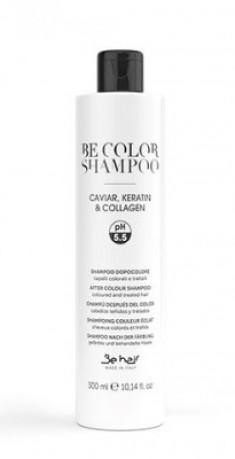 Шампунь для окрашенных и поврежденных волос Be Hair Be Color After Colour Shampoo 300мл