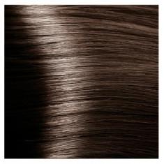 KAPOUS NA 7.12 краска для волос, бежевый холодный блонд / Magic Keratin 100 мл
