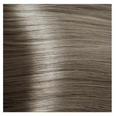KAPOUS NA 7.1 краска для волос, блондин пепельный / Magic Keratin 100 мл