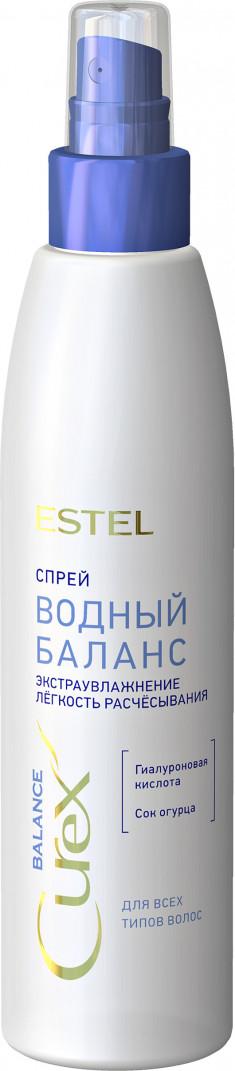 ESTEL PROFESSIONAL Спрей для всех типов волос Водный баланс / CUREX BALANCE 200 мл