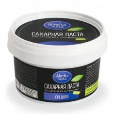 Shelka vista, сахарная паста с шунгитовой пудрой, средняя, 350 г