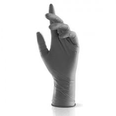 перчатки nitrimax нитриловые неопудренные серые s 100шт ARCHDALE