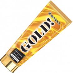 Soleo крем для загара gold интенс.ускоритель загара с золотыми частицами 200млnтуба.