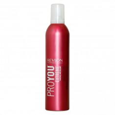 Revlon professional, pro you, мусс для волос сильной фиксации, 400 мл