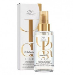 Wella oil reflections лёгкое масло для придания блеска волосам 100мл Wella professionals