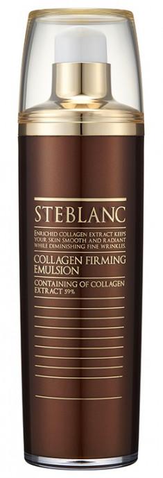 STEBLANC Эмульсия лифтинг с коллагеном для лица / Collagen Firming Emulsion 115 мл
