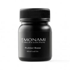 Monami Professional, Каучуковая база, 50 мл