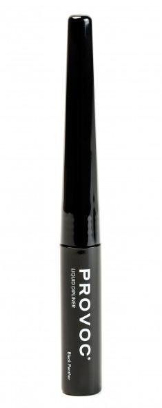 PROVOC Подводка жидкая суперстойкая для глаз, черный / Liquid Dipliner Black Panther 3,3 мл