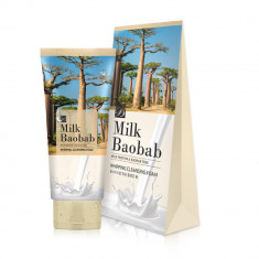 пенка для лица milkbaobab whipping cleansing foam