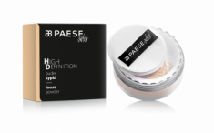 Рассыпчатая HD пудра Paese HIGH DEFINITION POWDER тон 02 MEDIUM BEIGE 15г