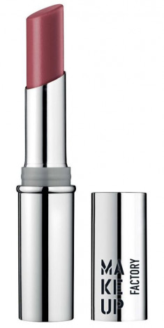 MAKE UP FACTORY Бальзам для губ, 05 светлые розовые тона / Color Intuition Lip Balm