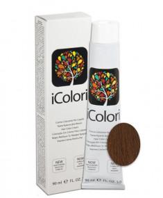KAYPRO 6.34 краска для волос, темно-золотой медный блондин / ICOLORI 100 мл
