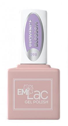 E.MI 098 CW гель-лак для ногтей, Цветы прованса / E.MiLac 6 мл