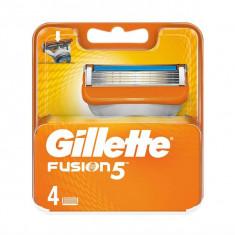 Gillette сменные кассеты Fusion5 4 шт