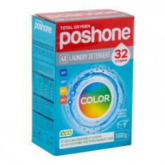 Posh One Color Стиральный порошок для цветного белья 1кг