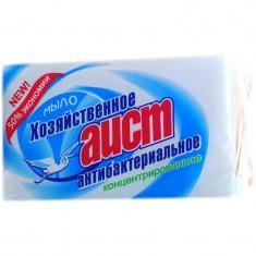 Аист Хозяйственное мыло Антибактериальное в обертке 200г АИСТ