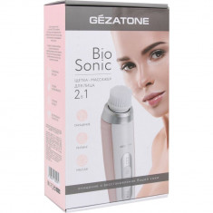 Gezatone Bio Sonic Массажер-щеточка для лица AMG196PRO