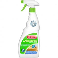 Unicum Средство для чистки ковров и мягкой мебели спрей 500мл
