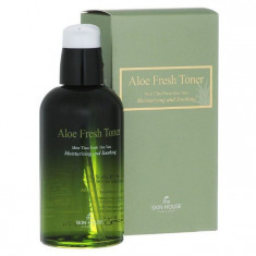 The Skin House Успокаивающий тонер с экстрактом алое Aloe Fresh 130 мл