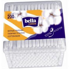 Белла Ватные палочки N200 BELLA