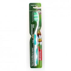Лесной Бальзам Зубная щетка Комплексный уход средней жесткости ЛЕСНОЙ БАЛЬЗАМ