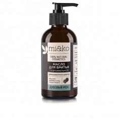 Мико Гидрофильное масло для бритья Дубовый мох 100 мл МиКо