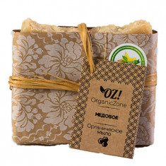 OZ! OrganicZone Мыло Медовое 120 г OZ! Organic Zone
