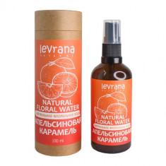 Levrana Флоральная вода для лица и тела Апельсиновая карамель 100 мл