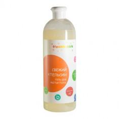 Freshbubble Гель для мытья полов Свежий Апельсин 1000мл