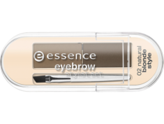 Тени для бровей Eyebrow Stylist Set Essence 02 natural blonde style