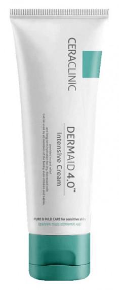 EVAS Крем для лица Увлажнение / CERACLINIC Dermaid 4.0 Intensive Cream 120 мл