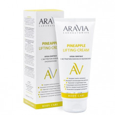 Aravia Laboratories Крем-лифтинг с экстрактом ананаса и коллагеном Pineapple Lifting-Cream 200мл Aravia professional