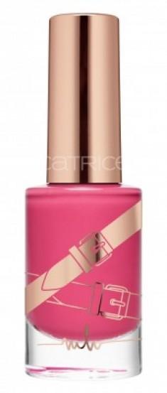 CATRICE Marina Hoermanseder Лак для ногтей Nail Lacquer С01 Fuchsia's Flower