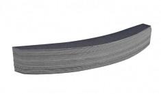 SILVER STAR Абразив сменный луна 180 х 26 мм, черный, 240 grit, 50 шт