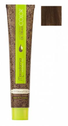 Краска для волос Macadamia Oil Cream Color 6 ТЕМНЫЙ БЛОНДИН 100мл