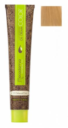 Краска для волос Macadamia Oil Cream Color 9.1 ОЧЕНЬ СВЕТЛЫЙ ПЕПЕЛЬНЫЙ БЛОНДИН 100мл
